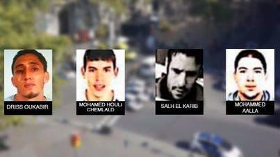El juez envía a prisión a dos de los detenidos por los atentados y deja retenido en comisaría a un tercero