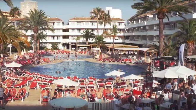 Los hoteles de Balears baten récords con una ocupación del 91 por ciento