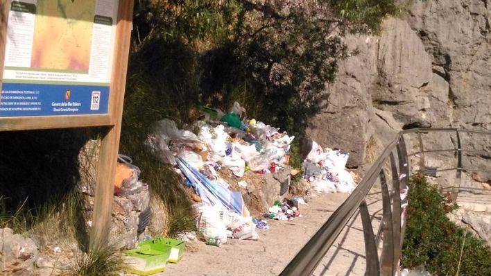 Medi Ambient concluye que la limpieza del Torrent de Pareis es competencia municipal