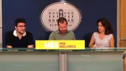 Més pide la creación de una policía autonómica de Balears que siga el ejemplo de los Mossos