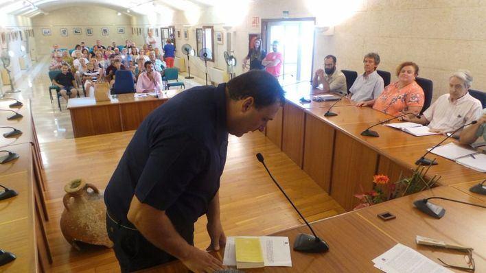 Gaspar Alemany, nuevo regidor del Ajuntament de Andratx