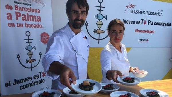 El chef Igor Rodríguez cierra #Trasmetapeo con sus mejores tapas