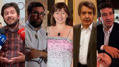 PSIB, C's, PP, Més y Podem participarán esta tarde en la manifestación de Barcelona