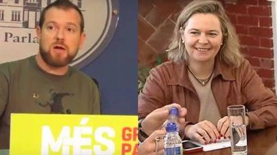 """Maria Salom tacha de """"imprudente"""" a Més y dice que """"estamos en las mejores manos"""""""