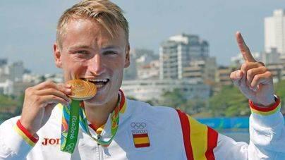 Marcus Cooper se proclama campeón del Mundo en K2-500