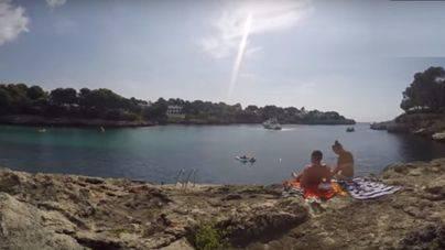 """Calor sofocante en Mallorca y radiación ultravioleta """"muy elevada"""""""
