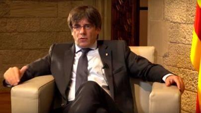 """La Generalitat presenta la """"ley de desconexión"""" pero la mantiene """"en secreto"""""""