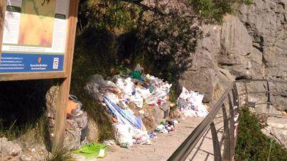 El Consorci de la Serra dice que la basura no pone en peligro la Declaración de Patrimonio Mundial