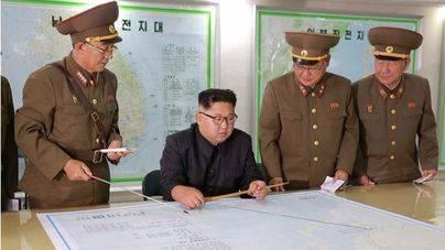 Kim Jong Un alerta de que el misil es