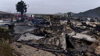 Harvey suma una treintena de muertos y 3.500 evacuados en Texas