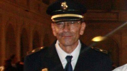 La Policía Nacional honra a su compañero fallecido Mariano Izquierdo