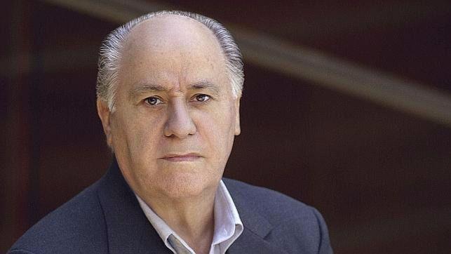 Amancio Ortega es el hombre más rico del mundo