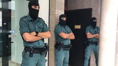 Catorce detenidos por vender grandes cantidades de cocaína en Magaluf y Palma