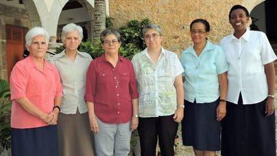 Lilian Carrasco, Superiora General de Las Misioneras de los Sagrados Corazones
