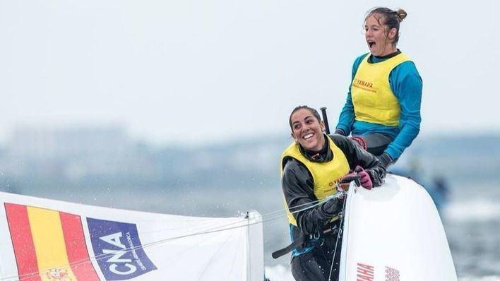 Silvia Mas y Paula Barceló se proclaman campeonas del Mundo de 470 Juvenil