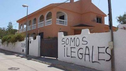 Los vecinos del Pont d'Inca Nou se movilizan contra los okupas ante la