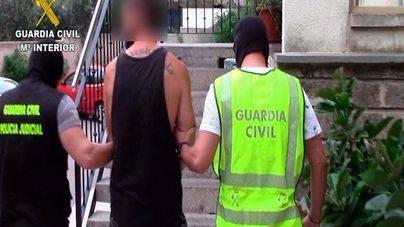 La Guardia Civil da por desmantelada la organización que vendía cocaína en Magaluf