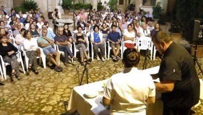 Más de 300 personas asisten al 'showcooking' de Miquel Calent