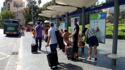 Unas 346 plazas de alquiler vacacional en Palma no cumplen con los requisitos de la ley de Turismo