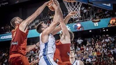 Segunda victoria de la 'ÑBA' en el Eurobasket ante la República Checa