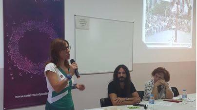Camargo acepta ser candidata a secretaria general de Podem Balears