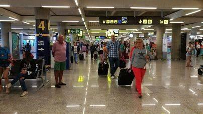 Los aeropuertos de Baleares recibirán 1,5 millones de pasajeros la próxima semana
