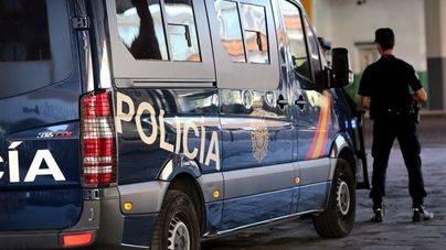 Seis detenidos y un herido grave tras una pelea en la plaza Gomila