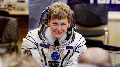 La astronauta Peggy Whitson regresa a la Tierra tras 665 días en el espacio