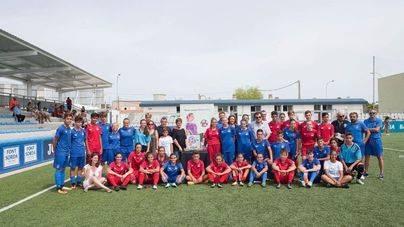 Más de 200 personas asisten a última jornada de Fútbol para la Igualdad