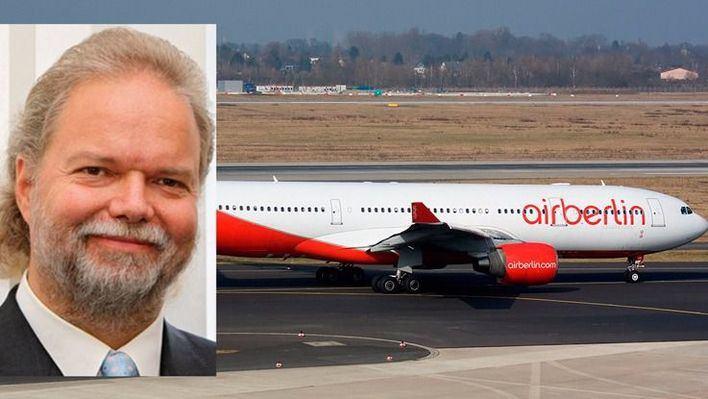 Utz Claasen y Alexander Skora presentarán ofertas para hacerse con Air Berlin y seguir operando