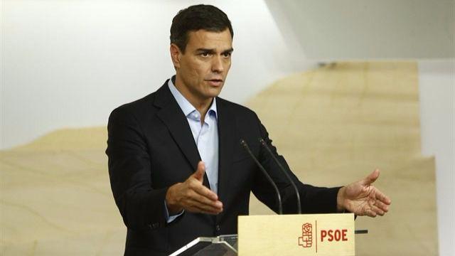 Sánchez propone subir los salarios entre el 2,5 y 3,5 por ciento antes de 2021