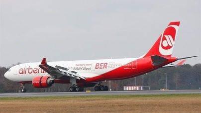 La empresa alemana Zeitfracht se une a la 'puja' por Air Berlin