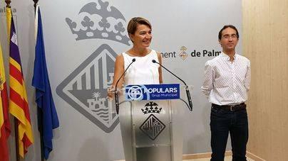 El PP propone una 'ventanilla única' en Cort para los trámites de todas las entidades ciudadanas