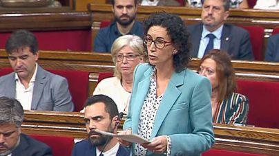 El secretario del Parlament se niega a publicar en el BOP la ley del referéndum