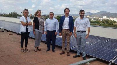 Baleares instala 1.045 kw de renovables en un año en 11 edificios públicos
