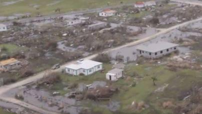 Irma destroza San Martín y Barbuda y avanza hacia Haití y Cuba