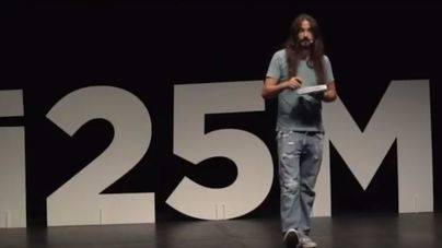 "Balti Picornell se mete a youtuber con ""De carpintero a presidente"""