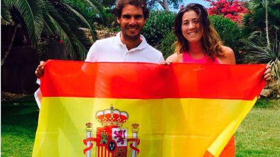 Dos españoles, Nadal y Muguruza, serán número 1 a la vez a partir del lunes