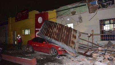 Alerta de tsunami en México tras un brutal terremoto de magnitud 8,4
