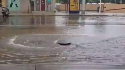Subida de temperaturas y chubascos débiles en Mallorca