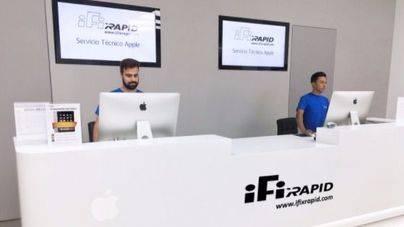 iFixRapid, tu Servicio Técnico de Apple al mejor precio