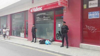El director de 'El Vallenc', investigado tras el registro