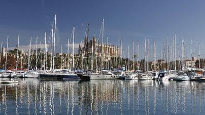 Crece casi un ocho por ciento el número de matriculaciones de embarcaciones en Balears
