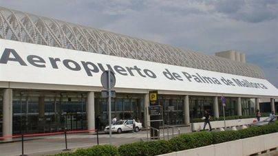 Retrasos en el Aeropuerto de Palma a causa del mal tiempo