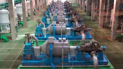 El Ministerio contrata las obras para la mejora del suministro de agua en la bahía de Palma