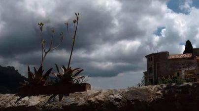 Lluvias en el sur de Mallorca y bajada de temperaturas
