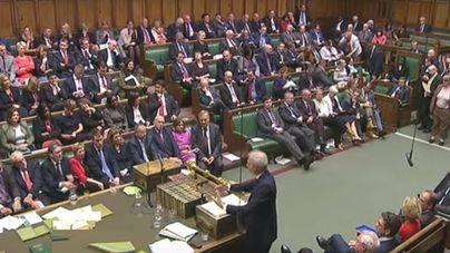 """Reino Unido aprueba su """"ley de desconexión"""" de la Unión Europea"""