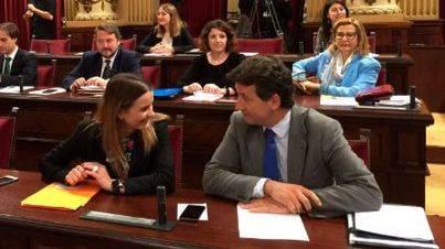 Company anuncia que la UE acepta contener la Xylella en Balears en vez de la tala masiva