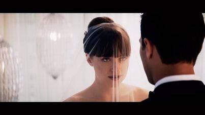Vuelve Christian Grey: Cincuenta sombras liberadas estrena trailer