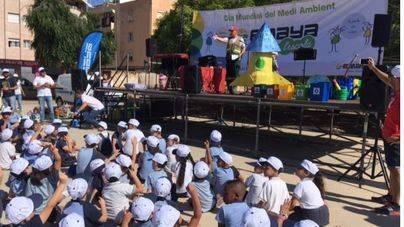 Las actividades de educación ambiental de Emaya llegan a 16.500 alumnos